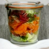 Salmone in vaso cottura…. CHICissimo!!