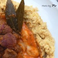 Lepre e polenta... la legura senza cur la sa cata a tuch i ur (dialetto comasco)
