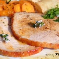 Carrè di maiale e il pranzo si prepara da solo!