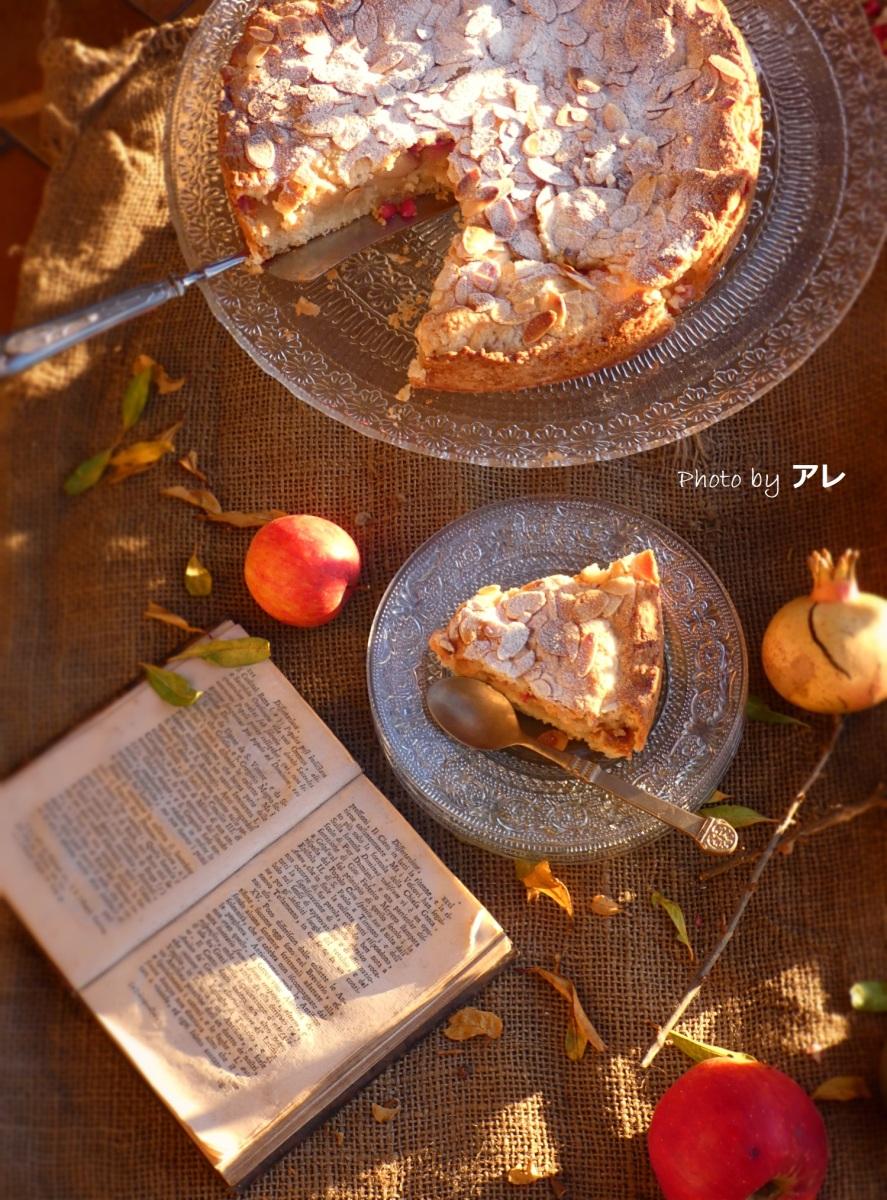 La torta alle mele e la mia innata delicatezza
