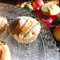 Muffins mele e cannella e la vita è proprio bella... e ventosa!