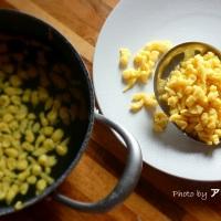 Knopfli e spatzli, la ricetta nella ricetta...nuova vita!