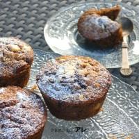 Muffins al caffè e cioccolato bianco. La saga dei muffins è finita, quasi!