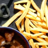 Patate alla belga, doppia frittura, doppia fame!