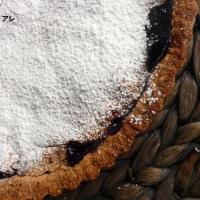 Crostata, grano saraceno, mirtilli, il mondo che vorrei...