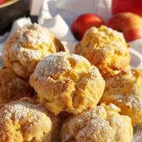 Biscotti alle mele, il calore del sole, la dolcezza della semplicità